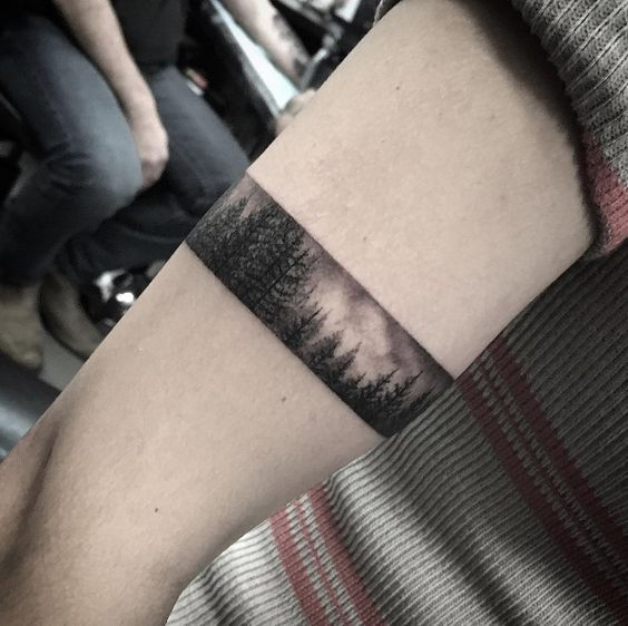 100 Armband Tattoo Designs For Men and Women (you'll wish you had more arms)