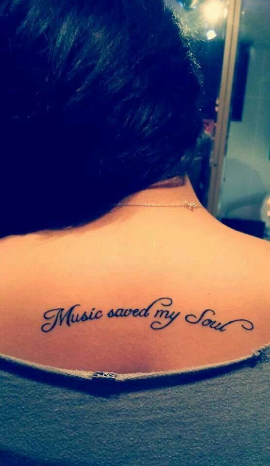 101 Genius Music Tattoos That You'll Want to Get For Yourself