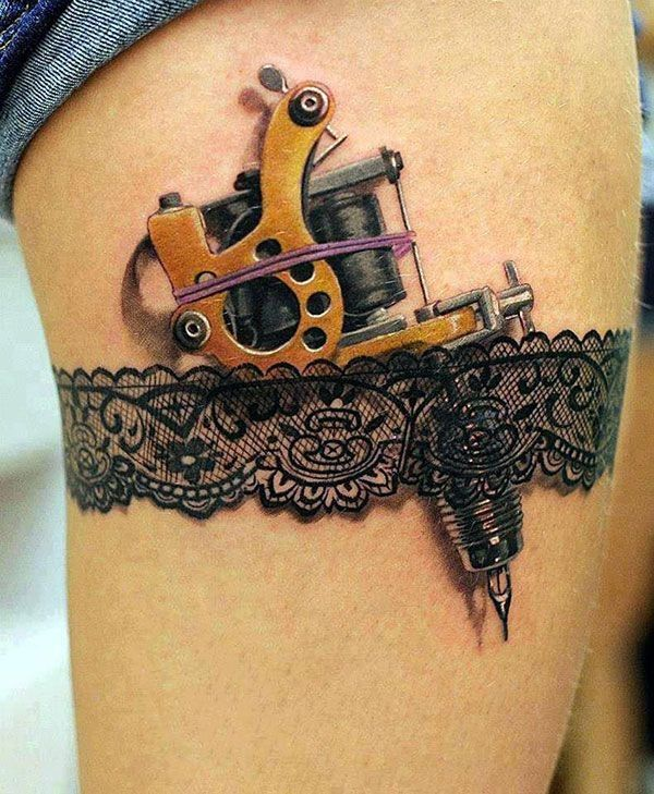 25 Badass Tattoos, Ranked by Badassness! Tattoo Artists, Designs, Ideas