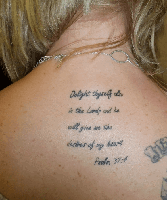 99 Bible Verse Tattoos to Inspire!