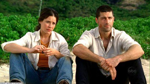 Matthew Fox Lost